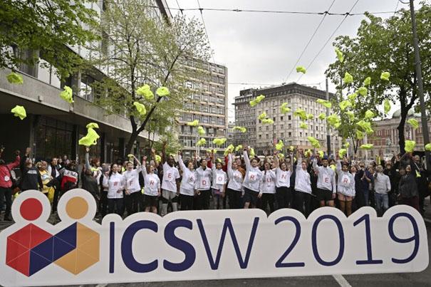 International Civil Society Week closes with #FreedomRunner launch