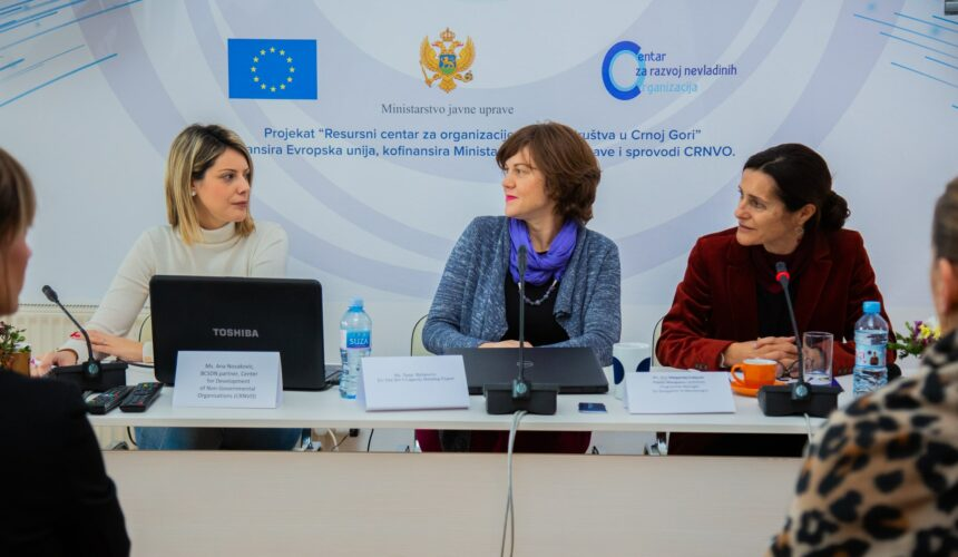NEW APPROACH TO CAPACITY DEVELOPMENT FOR CIVIL SOCIETY NEEDED TO RESPOND TO WEAKENING CONDUCIVE ENVIRONMENT IN THE WESTERN BALKANS AND TURKEY