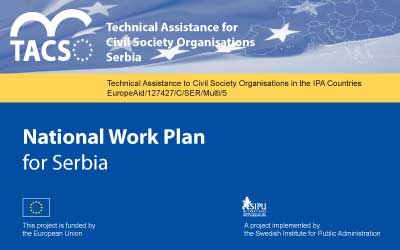 National Work Plan for Serbia