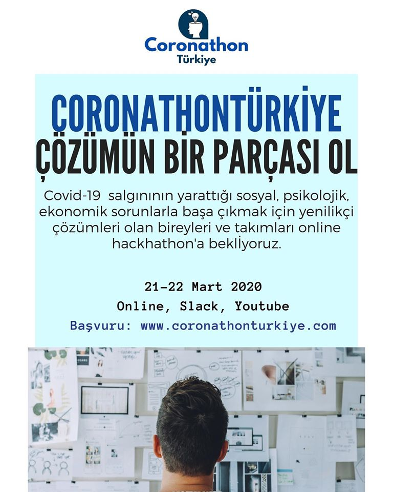 CSOs, Universities and Public Institutions Join Forces with Young Entrepreneurs to Fight coronavirus/Covid-19 in Turkey