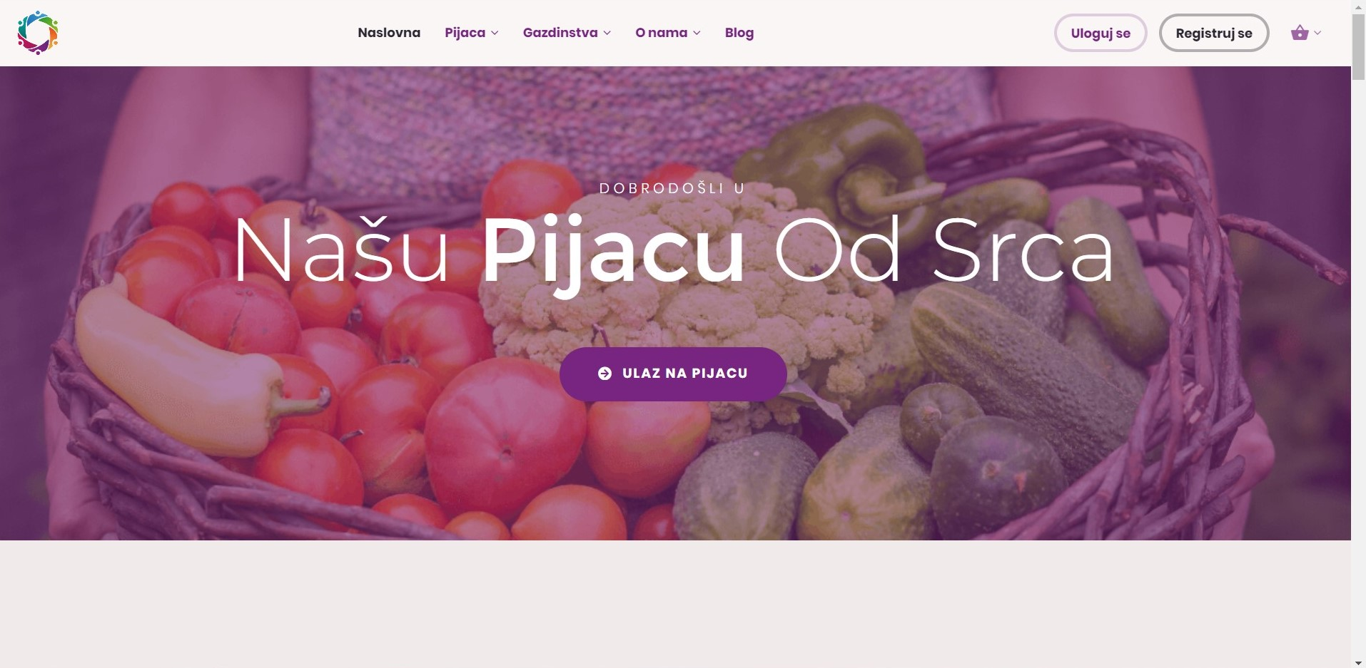 Empowering Women Farmers to Sell their Products through a Direct On-line Platform